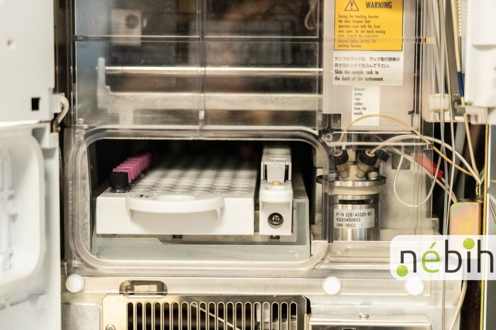 tejeskávé laborfotó